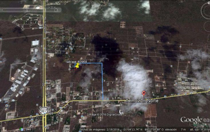 Foto de terreno habitacional en venta en, temozon norte, mérida, yucatán, 1808096 no 01