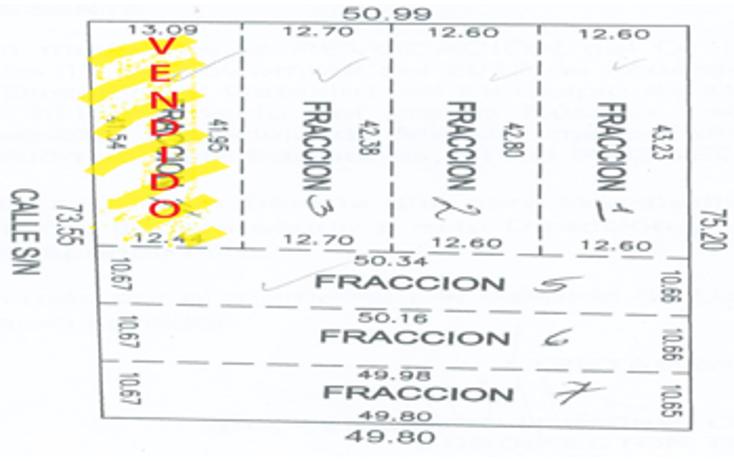 Foto de terreno habitacional en venta en, temozon norte, mérida, yucatán, 1808096 no 03