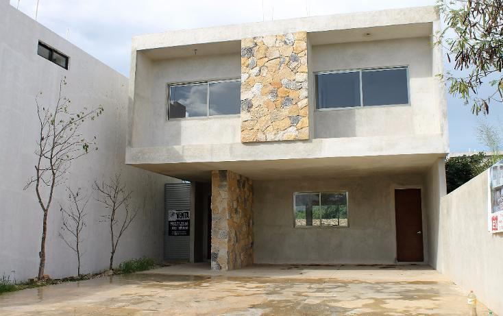 Foto de casa en venta en  , temozon norte, mérida, yucatán, 1808704 No. 01