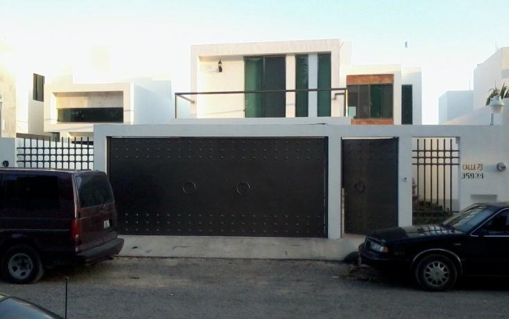 Foto de casa en venta en  , temozon norte, mérida, yucatán, 1815864 No. 01