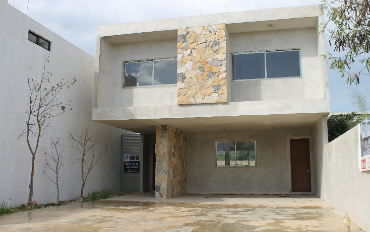 Foto de casa en venta en  , temozon norte, mérida, yucatán, 1819474 No. 01