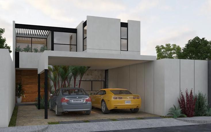 Foto de casa en venta en  , temozon norte, mérida, yucatán, 1830966 No. 01