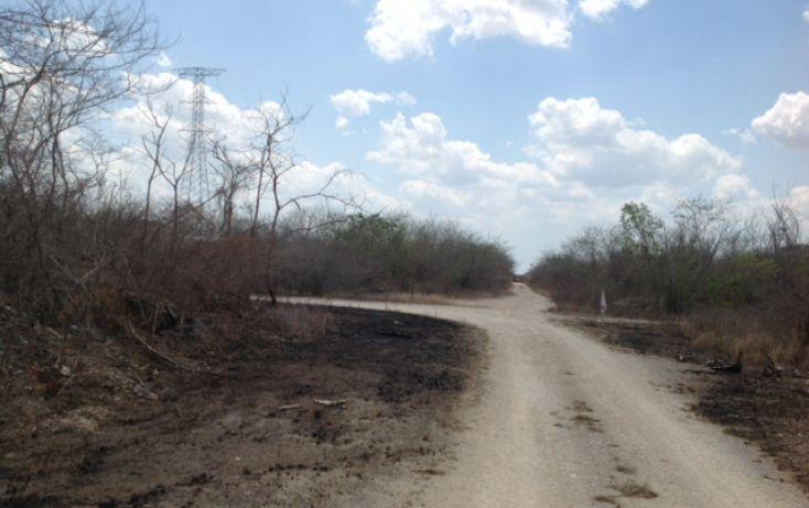 Foto de terreno habitacional en venta en, temozon norte, mérida, yucatán, 1831672 no 08