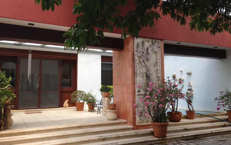 Foto de casa en venta en  , temozon norte, mérida, yucatán, 1831690 No. 01