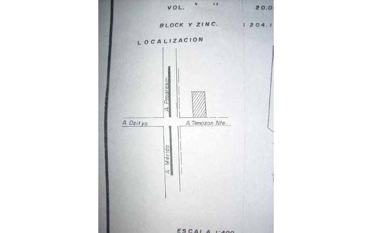 Foto de local en venta en  , temozon norte, m?rida, yucat?n, 1833780 No. 25