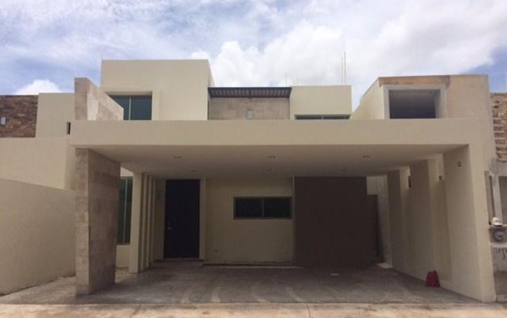 Foto de casa en venta en  , temozon norte, mérida, yucatán, 1852844 No. 01