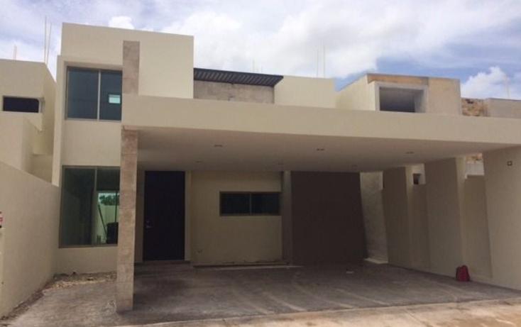 Foto de casa en venta en  , temozon norte, mérida, yucatán, 1852844 No. 02
