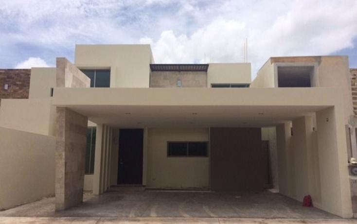 Foto de casa en venta en  , temozon norte, mérida, yucatán, 1852844 No. 03
