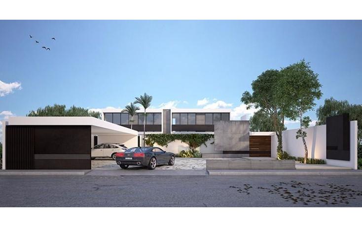 Foto de casa en venta en  , temozon norte, m?rida, yucat?n, 1856632 No. 01