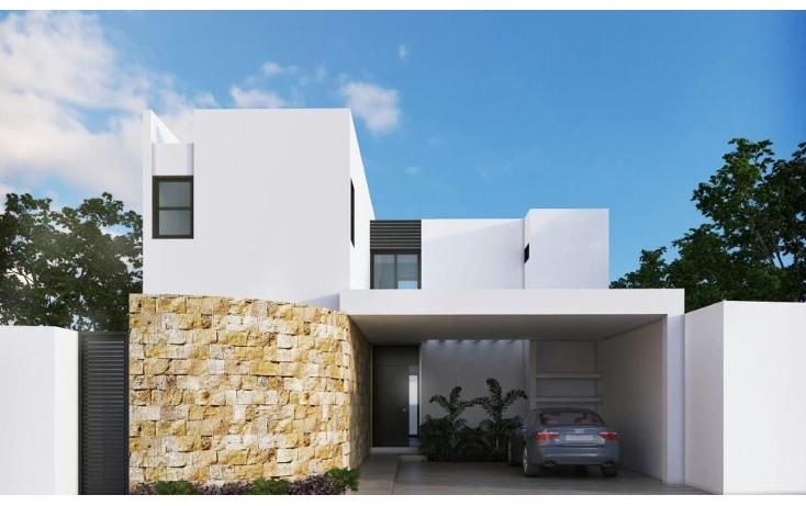 Foto de casa en venta en  , temozon norte, mérida, yucatán, 1861870 No. 01