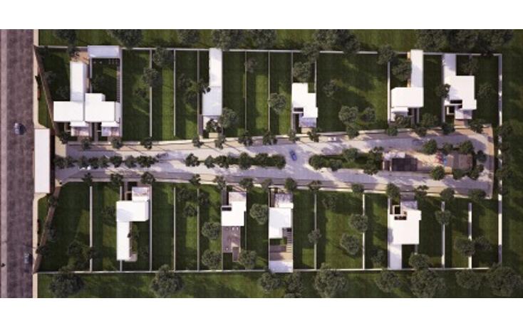 Foto de terreno habitacional en venta en  , temozon norte, m?rida, yucat?n, 1864678 No. 07
