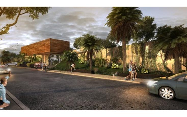 Foto de terreno habitacional en venta en  , temozon norte, mérida, yucatán, 1869278 No. 02