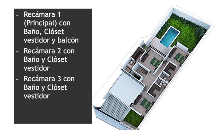 Foto de casa en venta en  , temozon norte, mérida, yucatán, 1871088 No. 16