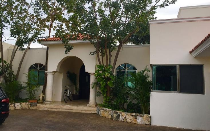 Foto de casa en venta en  , temozon norte, mérida, yucatán, 1897290 No. 01