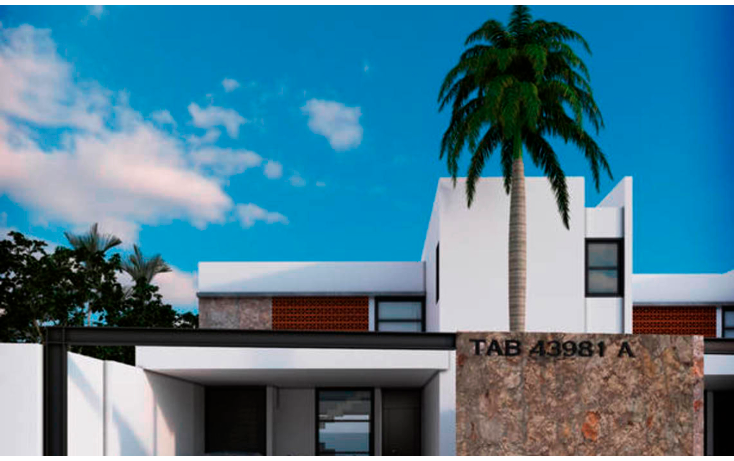 Foto de casa en venta en  , temozon norte, m?rida, yucat?n, 1907464 No. 01