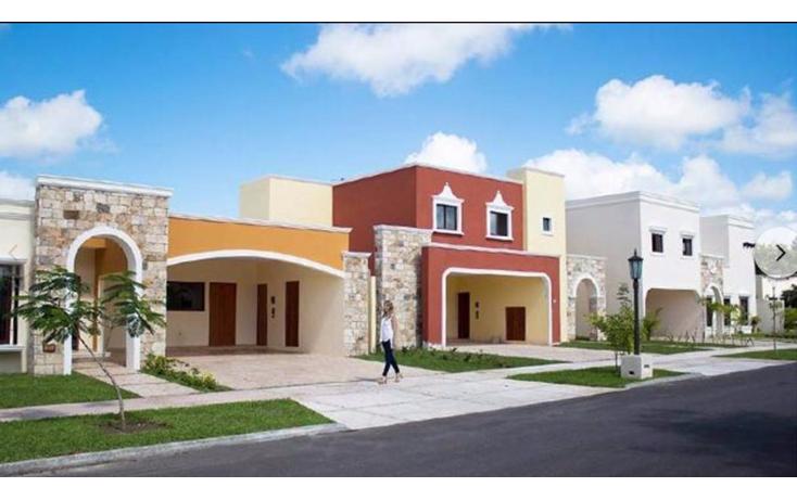 Foto de casa en venta en  , temozon norte, mérida, yucatán, 1907468 No. 01