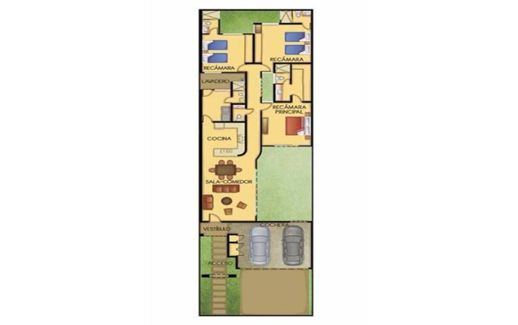 Foto de casa en venta en  , temozon norte, mérida, yucatán, 1907468 No. 09