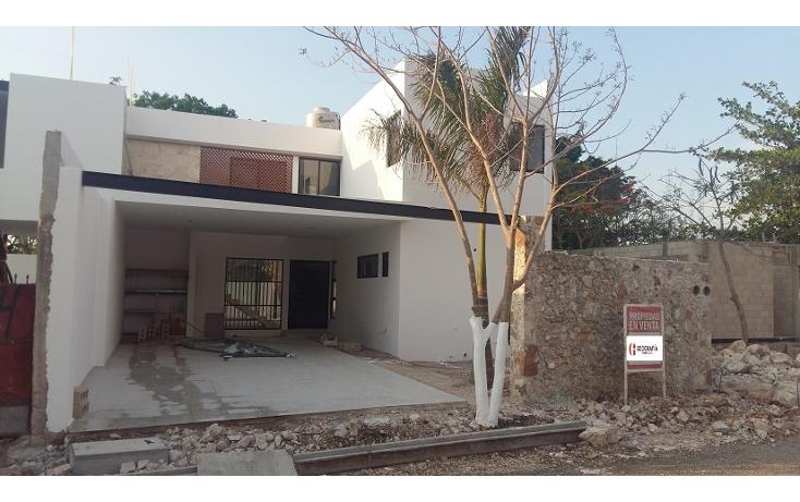 Foto de casa en venta en  , temozon norte, mérida, yucatán, 1908415 No. 01