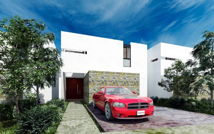 Foto de casa en venta en  , temozon norte, mérida, yucatán, 1911154 No. 01