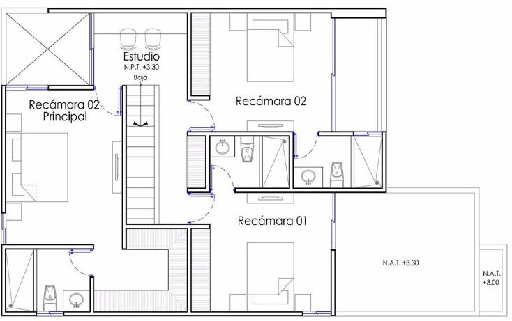 Foto de casa en venta en  , temozon norte, mérida, yucatán, 1911154 No. 06