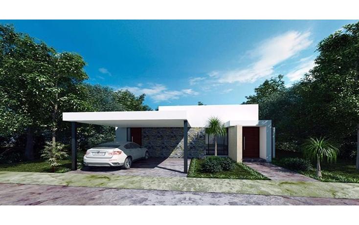 Foto de casa en venta en  , temozon norte, mérida, yucatán, 1973686 No. 01