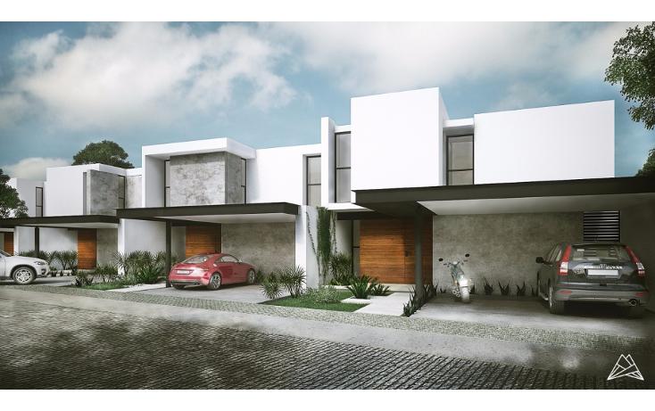 Foto de casa en venta en  , temozon norte, mérida, yucatán, 1975628 No. 01