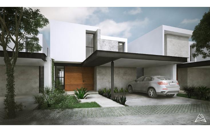 Foto de casa en venta en  , temozon norte, mérida, yucatán, 1975628 No. 08