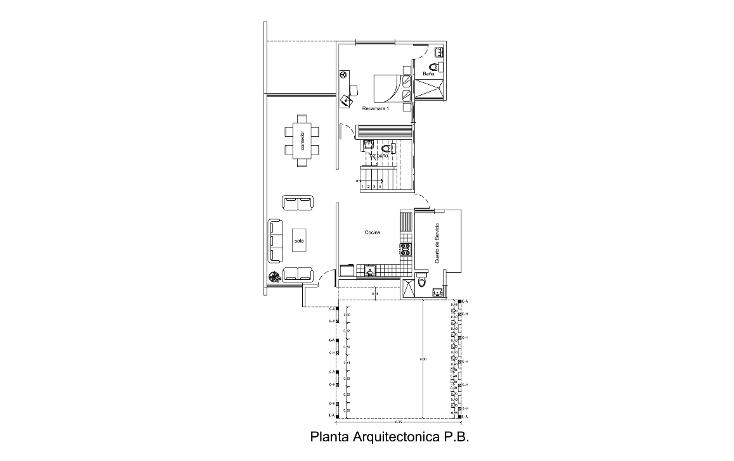 Foto de casa en venta en  , temozon norte, mérida, yucatán, 1975866 No. 02