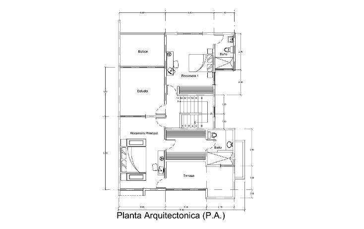 Foto de casa en venta en  , temozon norte, mérida, yucatán, 1975866 No. 03