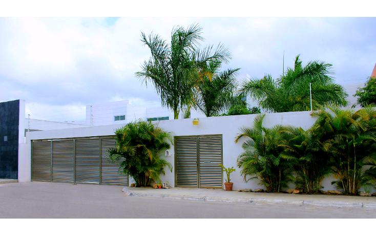 Foto de casa en venta en  , temozon norte, mérida, yucatán, 1985002 No. 01