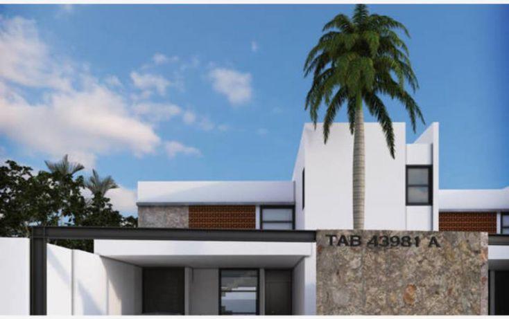 Foto de casa en venta en, temozon norte, mérida, yucatán, 1985538 no 01