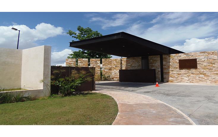 Foto de casa en venta en  , temozon norte, mérida, yucatán, 2001242 No. 01