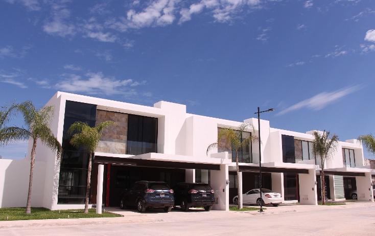 Foto de casa en venta en, temozon norte, mérida, yucatán, 2001860 no 01