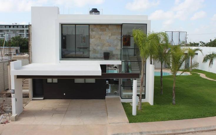 Foto de casa en venta en  , temozon norte, mérida, yucatán, 2001860 No. 01