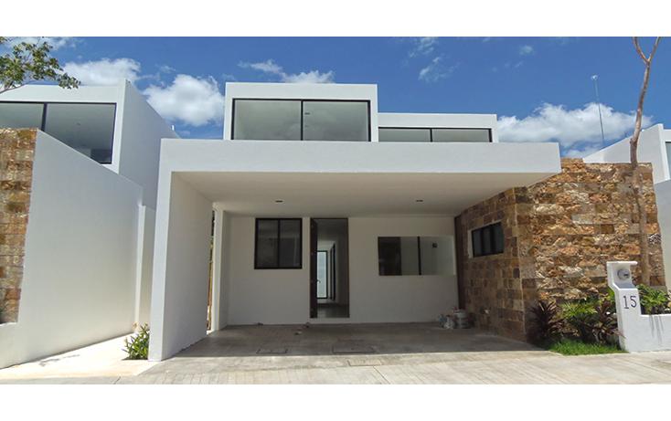 Foto de casa en venta en  , temozon norte, mérida, yucatán, 2002652 No. 02