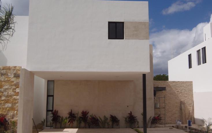 Foto de casa en venta en  , temozon norte, mérida, yucatán, 2013086 No. 01