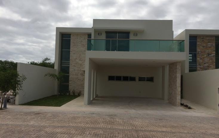 Foto de casa en venta en  , temozon norte, mérida, yucatán, 2014098 No. 01