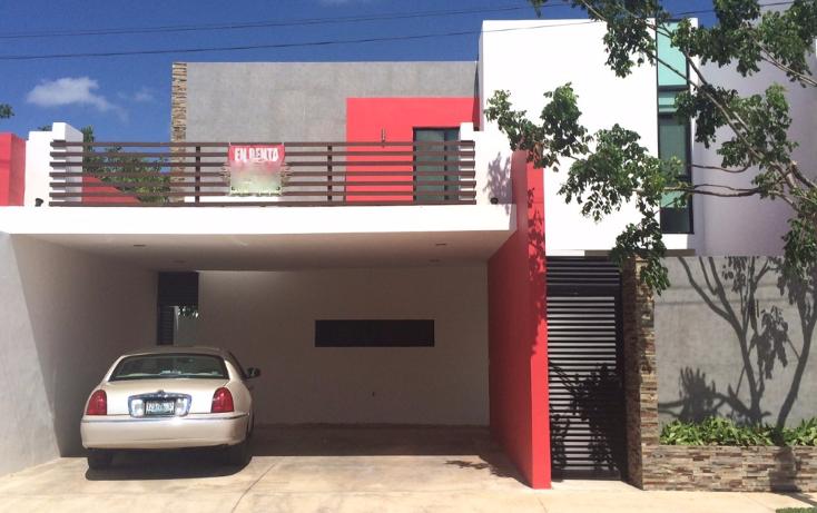 Foto de casa en renta en  , temozon norte, mérida, yucatán, 2016104 No. 01