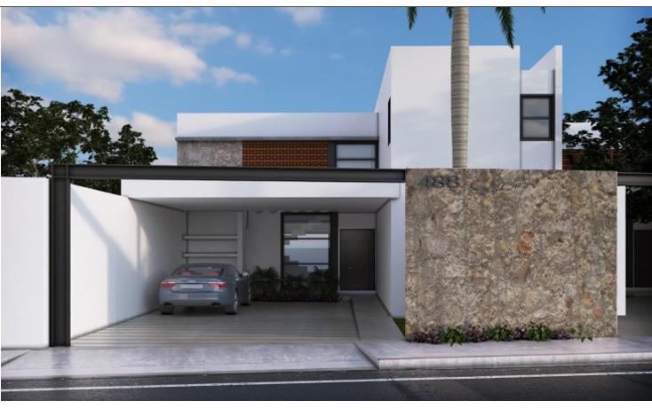 Foto de casa en venta en  , temozon norte, mérida, yucatán, 2016484 No. 01
