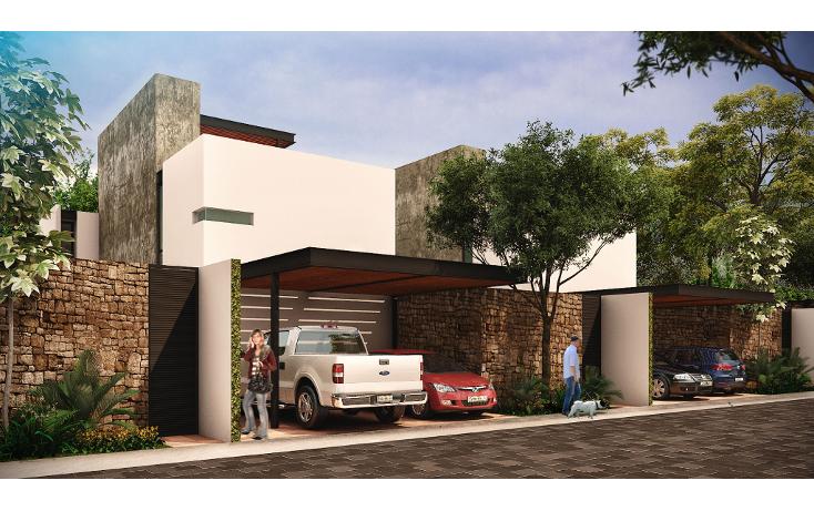 Foto de casa en venta en  , temozon norte, mérida, yucatán, 2017820 No. 01