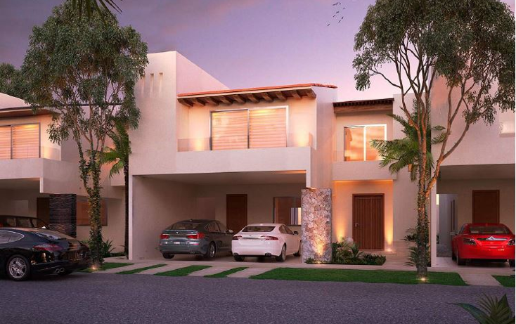 Foto de casa en venta en  , temozon norte, m?rida, yucat?n, 2029360 No. 02