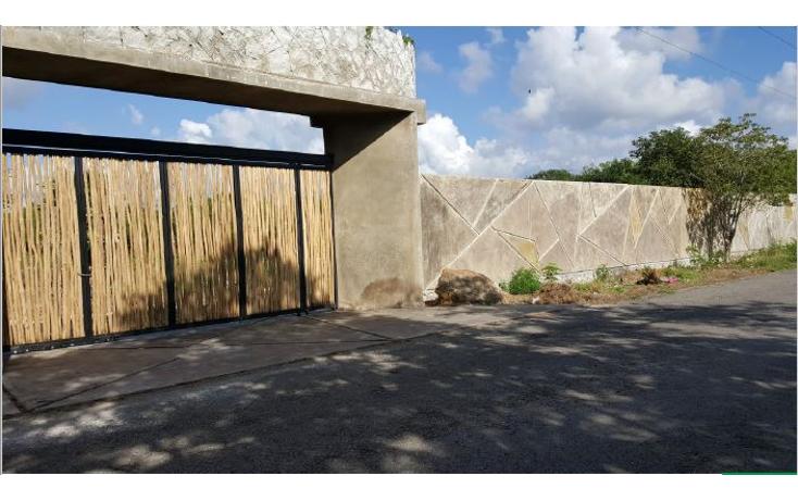 Foto de terreno habitacional en venta en  , temozon norte, m?rida, yucat?n, 2031456 No. 02