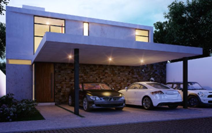 Foto de casa en venta en  , temozon norte, mérida, yucatán, 2034902 No. 01
