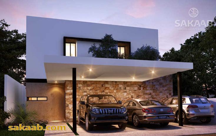 Foto de casa en venta en  , temozon norte, mérida, yucatán, 2035934 No. 01