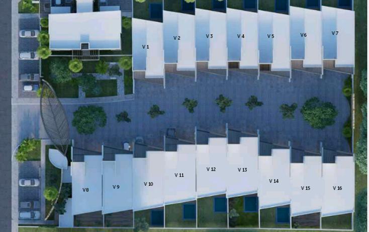 Foto de casa en venta en  , temozon norte, mérida, yucatán, 2038496 No. 02