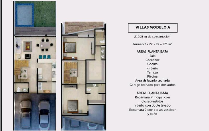 Foto de casa en venta en  , temozon norte, mérida, yucatán, 2038496 No. 03