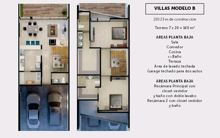 Foto de casa en venta en  , temozon norte, mérida, yucatán, 2038496 No. 09