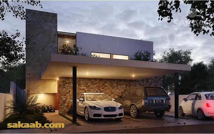 Foto de casa en venta en  , temozon norte, mérida, yucatán, 2038560 No. 01