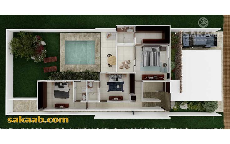 Foto de casa en venta en  , temozon norte, mérida, yucatán, 2038560 No. 04