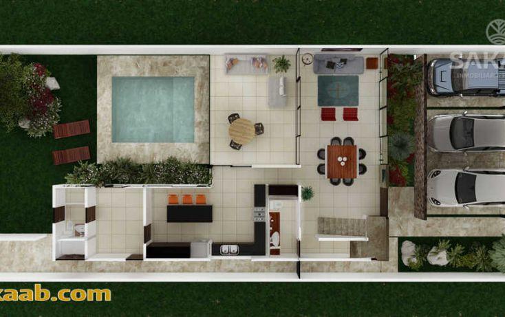 Foto de casa en condominio en venta en, temozon norte, mérida, yucatán, 2038560 no 05